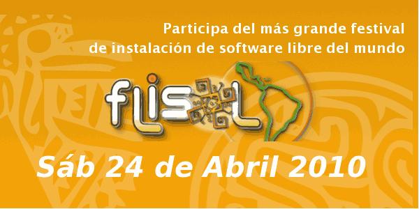FLISOL Arequipa 2010