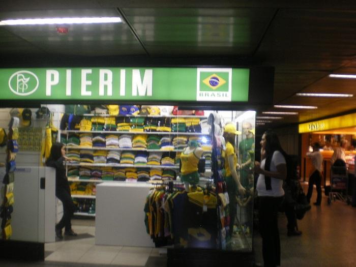 Latinoware 2010 - Aeropuerto GRU
