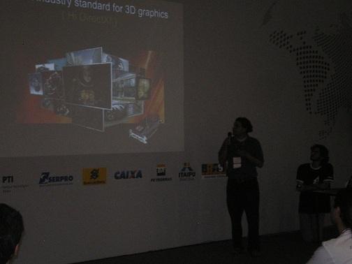Latinoware 2010 - Ronny Yabar, KDE