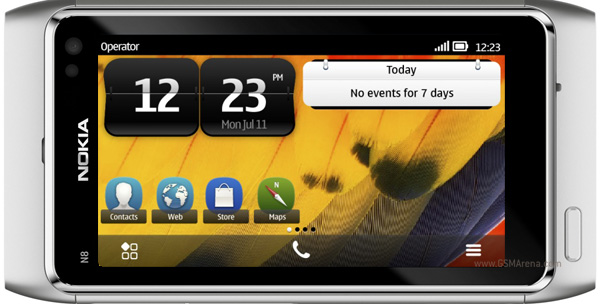 N8 Nokia Belle