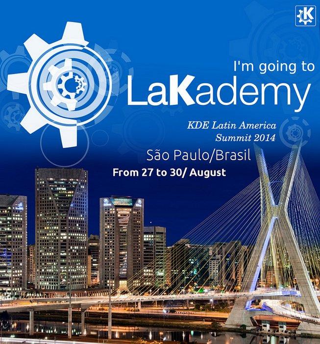 Lakademy 2014 - KDE
